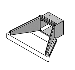 WING WALL ASSEMBLY