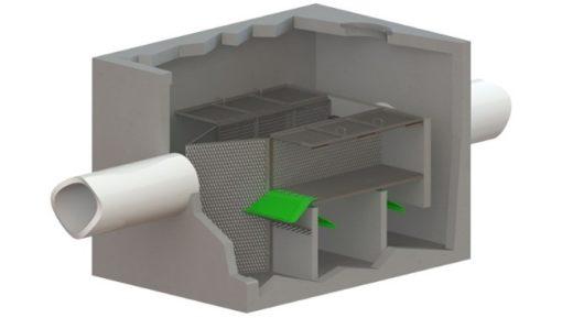 Bio Clean DSBB - Debris Separating Baffle Box