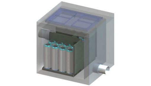 Bio Clean Kraken Filter