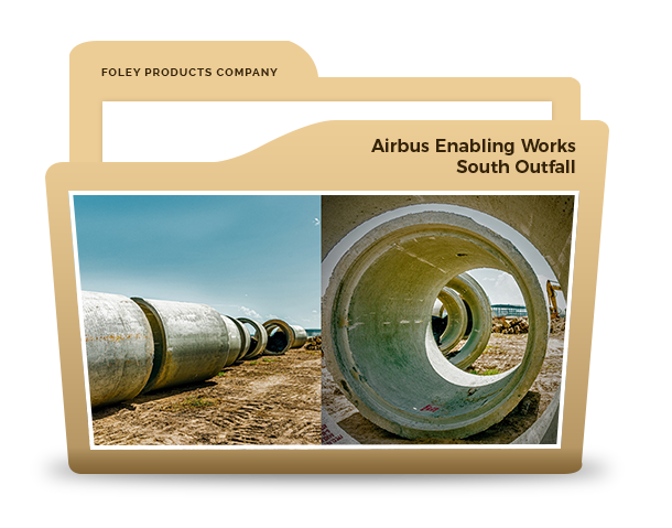 Airbus Enabling Works South Outfall