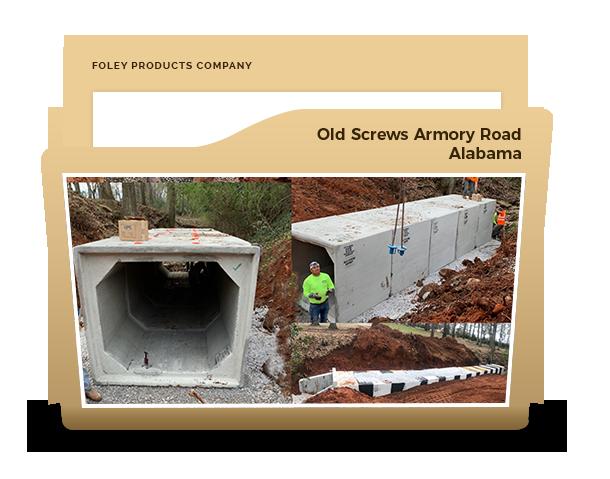 Old Screws Armory Road Alabama