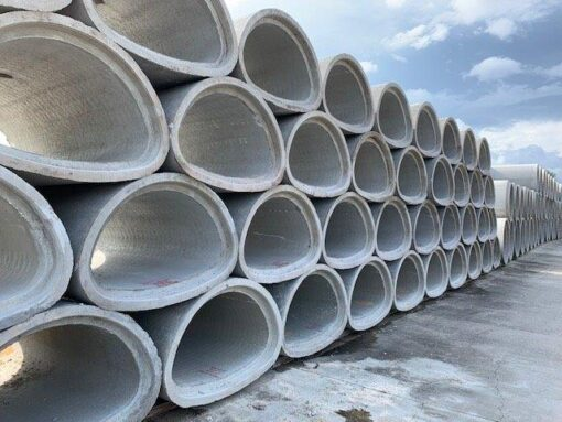 Reinforced Arch Concrete Pipe